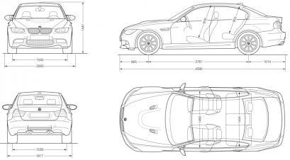 Car Bmw M3 E46